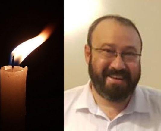 Tolvbarnsfaren Achiad Ettinger døde mandag 18. mars på sykehuset, etter at han ble skutt i et terrorangrep dagen før. (Foto: Privat)