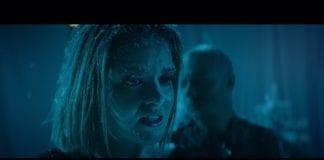 - Det er en ære å få være med på Eurovision-finalen i Israel, sier Alexandra Rotan. (Skjermdump fra den offisielle musikkvideoen til «Spirit in the sky».)