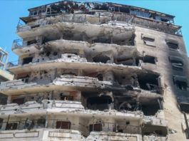 Ruiner i Syria. (lllustrasjonsfoto: Freedom House, flickr)