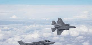 Det israelske luftforsvaret har åpnet sin andre skvadron med F-35-jagerfly. Totalt har Israel bestilt 50 fly av denne typen. (Foto: IDF)