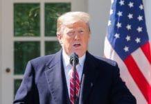 USAs president Donald Trump. (Foto: Isac Nóbrega/PR, flickr)