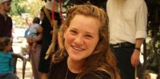 17 år gamle Rina Shnerb ble drept i et terrorangrep. Moren til en av drapsmennene kaller sønnen for en helt. (Foto: Privat)