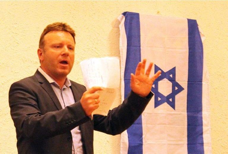 Vebjørn Selbekk i MIFF Nord-Trøndelag: Trusselsituasjonen mot Israel