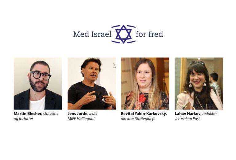 MIFF Forum i Oslo – Lahav Harkov, Martin Blecher, Jens Jorde med flere