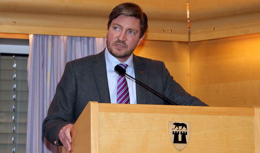 Christian Tybring-Gjedde i MIFF Østfold: Et lite land i en region preget av krig, konflikter og fiendskap