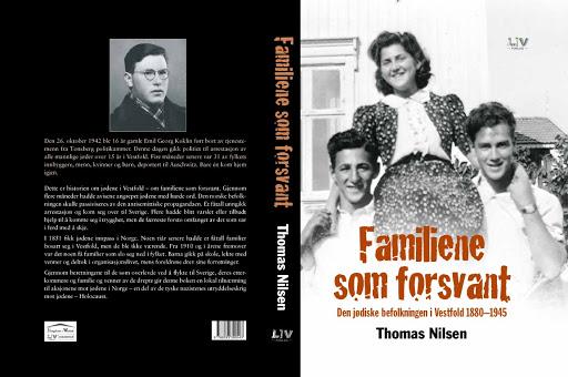 Foredrag og årsmøte i MIFF Larvik-Sandefjord: Familiene som forsvant