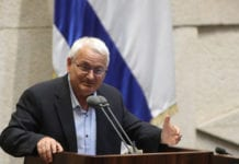 Landbruksminister Alon Schuster (2020-)