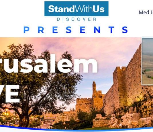 Jerusalem LIVE. Innfelt: Yoni Zierler (Foto: Kjetil Ravn Hansen, MIFF)