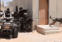 """Det israelske forsvarets nye """"spøkelsesenhet"""" er tverrfaglig og er en del av IDFs nye strategi. (Foto: Skjermdump fra idf.il)"""