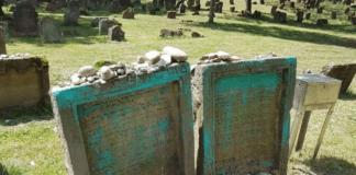 Den jødiske gravplassen i byen Worms i Tyskland er en av Europas eldste. (Foto: @AdmasKodesh)