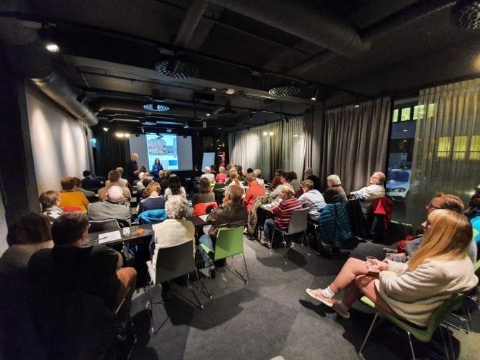 Fra møte i MIFF Tromsø i 2019. (Foto: Kjetil Ravn Hansen, MIFF)