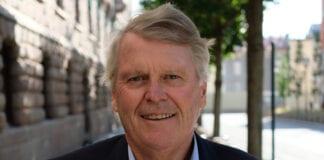 Stortingsrepresentant Hans Fredrik Grøvan, KrF. (Foto: KrF)