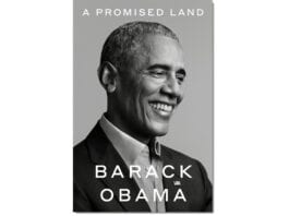 Barack Obama bok A Promised Land
