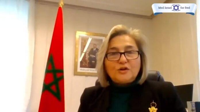 Lamia Radi Marokko