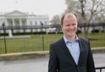 Conrad Myrland White House