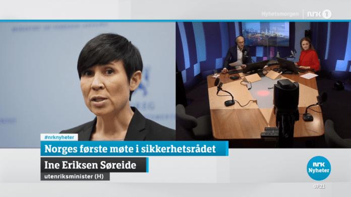 Ine Marie Eriksen Søreide