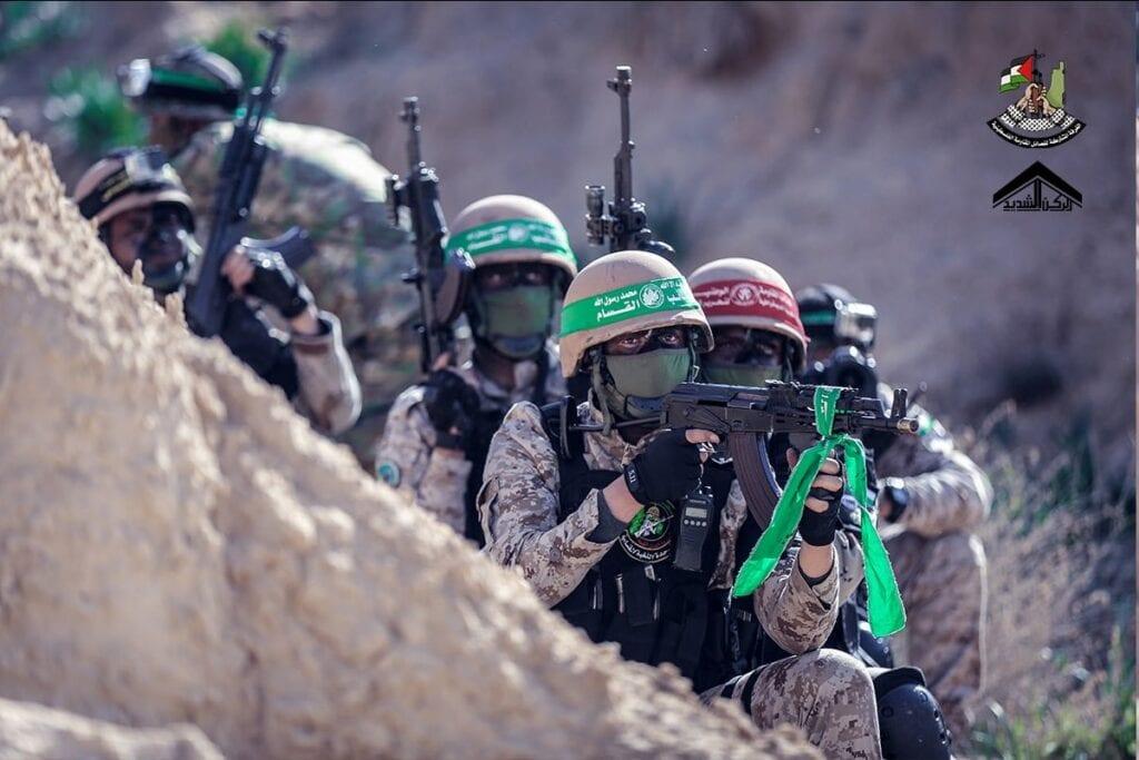 Hamas Militaerovelse
