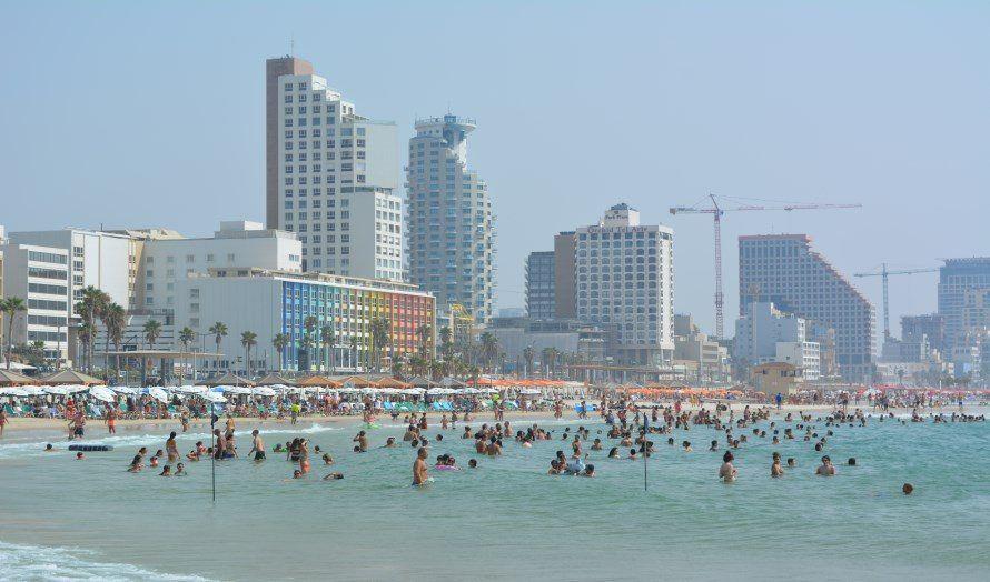 Stranda i Tel Aviv img