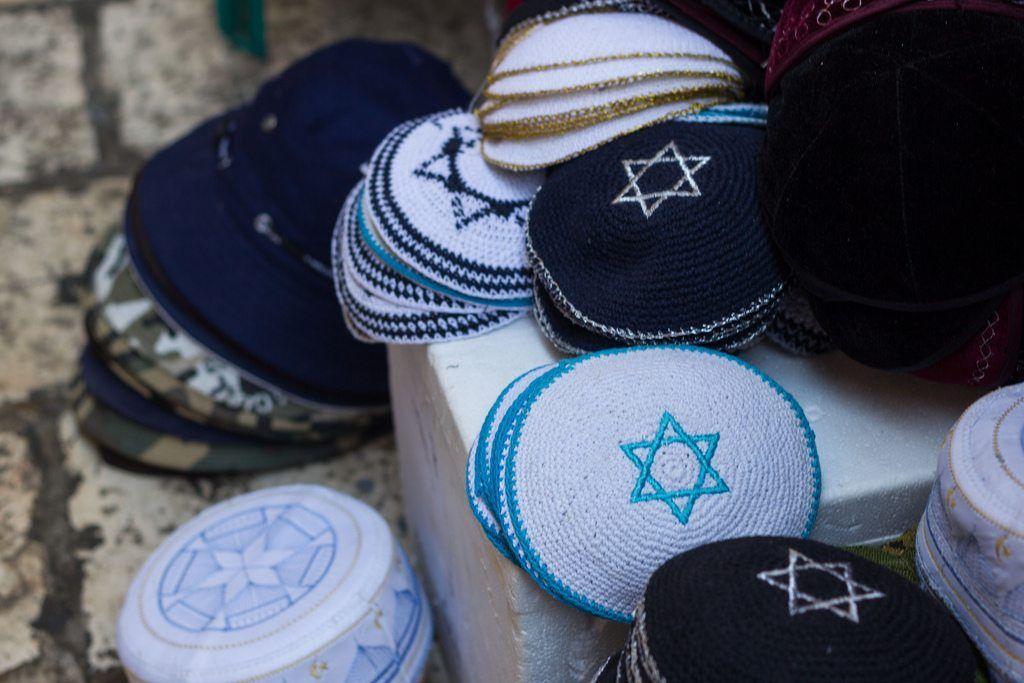 Jodisk hatter