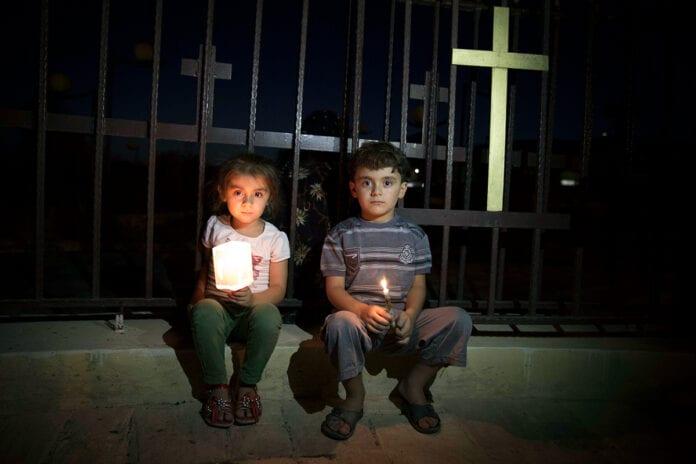 kristne flyktninger irak