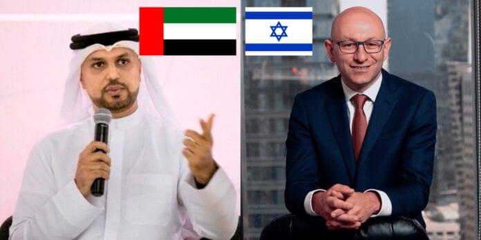 Dr. Majid Al Sarrah og Arsen Ostrovsky